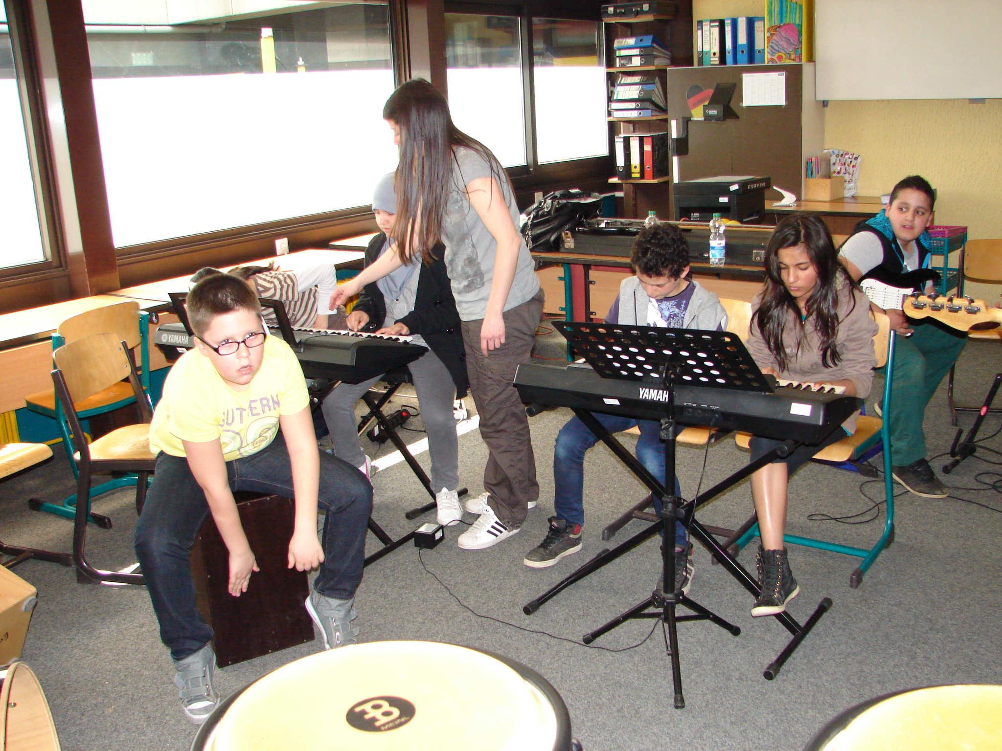 Musiktag 5.5 Band c