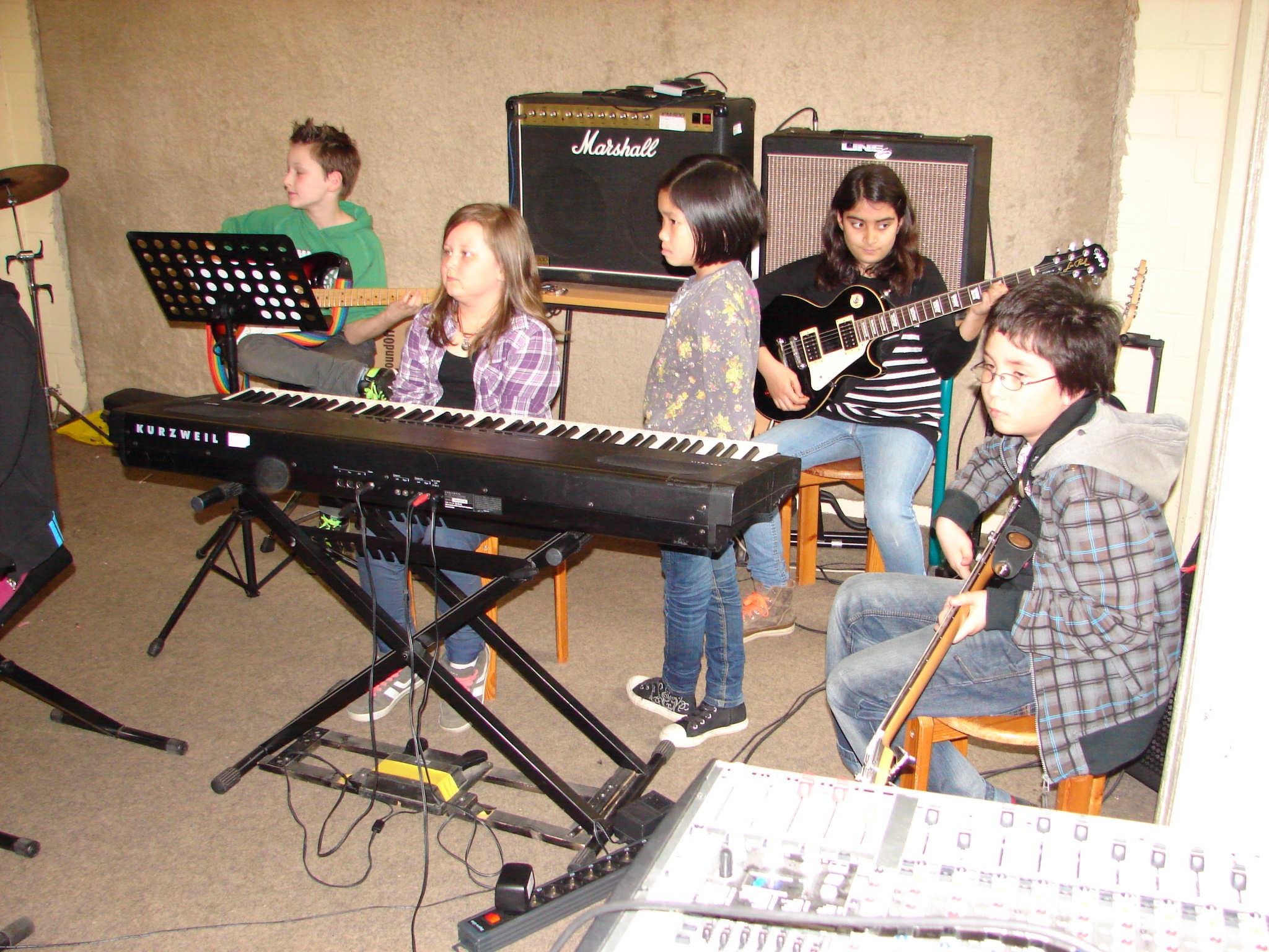 Musiktag 5.5 Band a